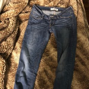 Jeans size 0